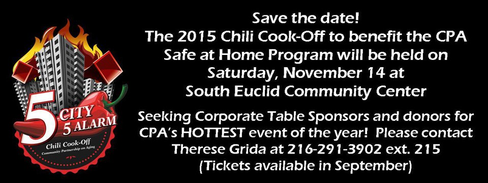 2015 Chili Cook Off