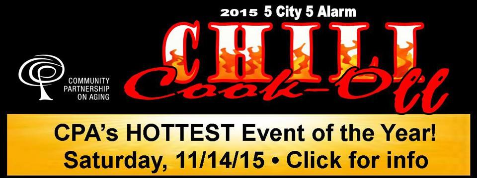 2015 5 City 5 Alarm Chili Cook Off