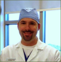 Dr. Jorge Garcia, Harvard Trained Dermatologist / Skin Cancer Surgeon and a nurse from HomeWatch Caregivers