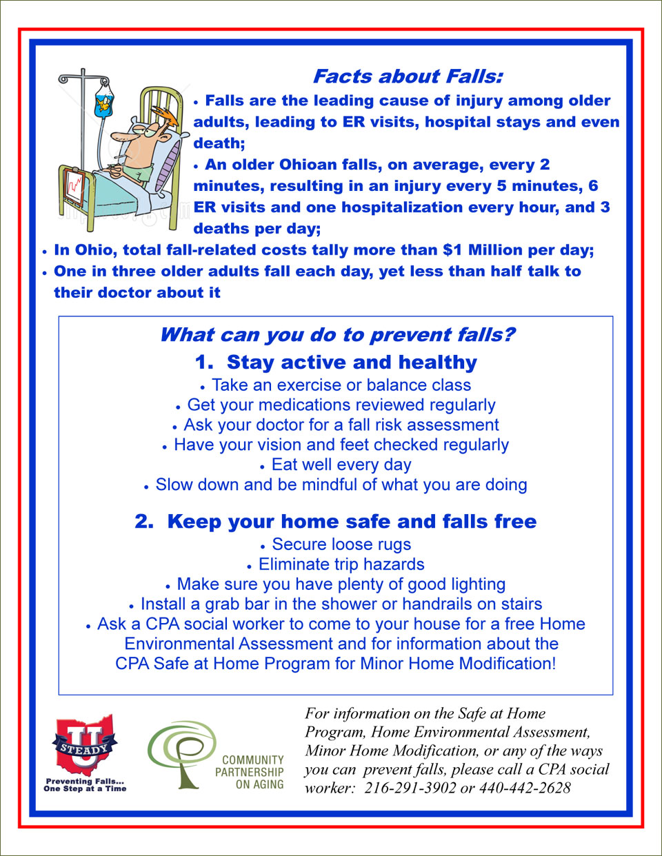 Fall Prevention Awareness Events